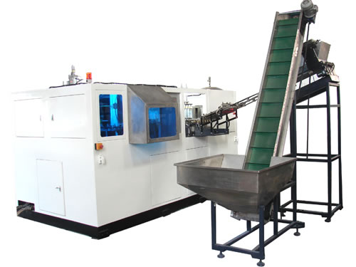 EPET06-4H Stretch Blow Molding Machine